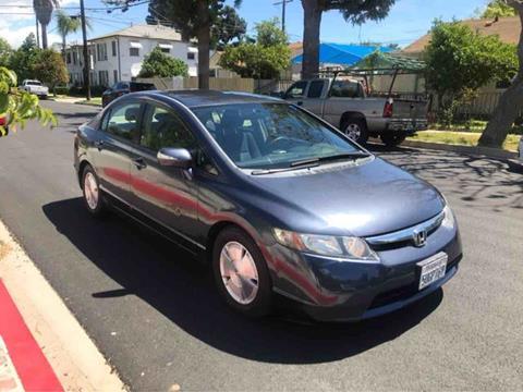 Honda North Hollywood >> Honda Civic For Sale In North Hollywood Ca Hunter S Auto Inc