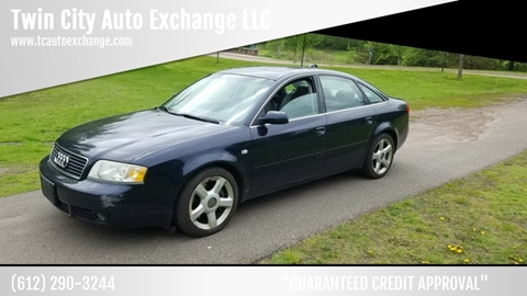 2004 Audi A6 for sale in Minneapolis, MN
