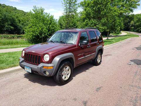 2003 Jeep Liberty for sale in Minneapolis, MN