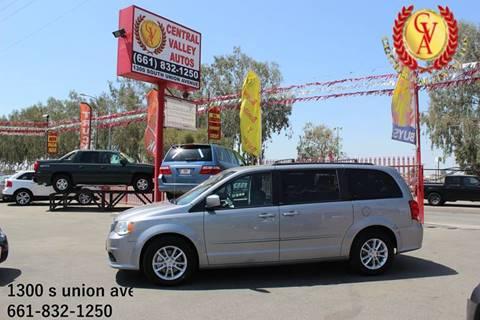 Central Valley Dodge >> Dodge Grand Caravan For Sale In Bakersfield Ca Central