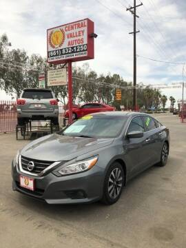 2016 Nissan Altima for sale at Central Valley Autos in Bakersfield CA