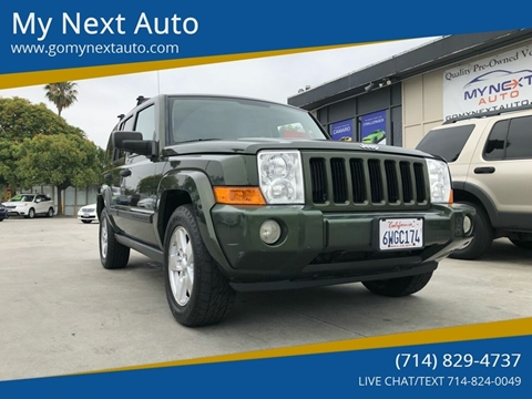 2006 Jeep Commander for sale in Anaheim, CA