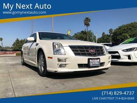 2008 Cadillac STS for sale in Anaheim, CA