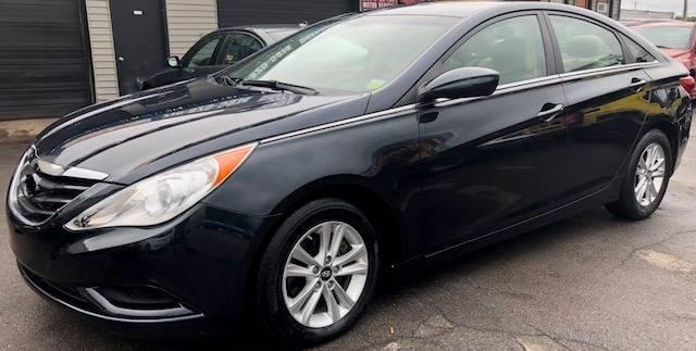 2011 Hyundai Sonata For Sale At ALL AUTO BROKER LLC In Lackawanna NY