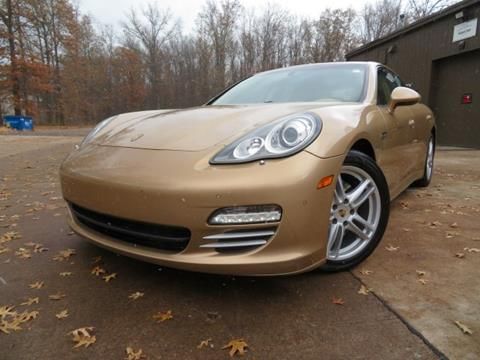 2011 Porsche Panamera for sale in Cleveland, OH