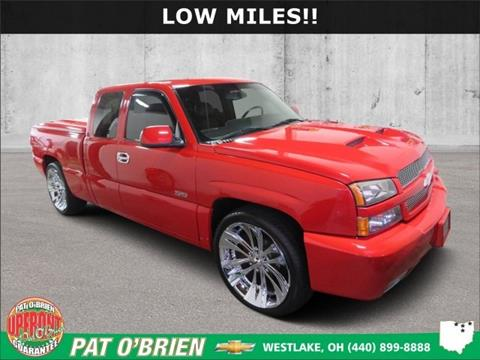 2003 Chevrolet Silverado 1500 Ss For Sale In Cleveland Oh