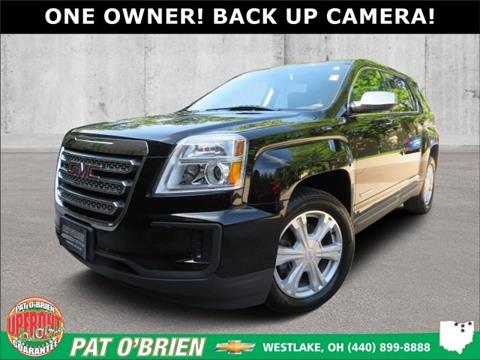 2017 GMC Terrain for sale in Cleveland, OH