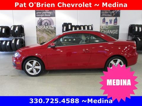 Volkswagen Eos For Sale In Medina Oh Carsforsale Com