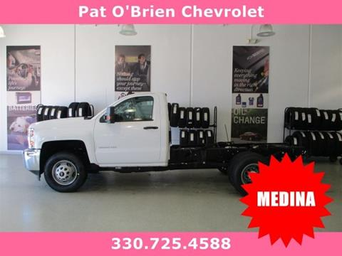 2019 Chevrolet Silverado 3500HD CC for sale in Medina, OH