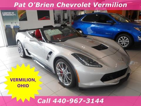 2019 Chevrolet Corvette For Sale In Vermilion, OH