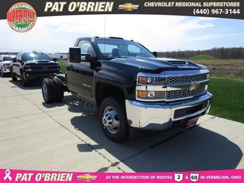 2019 Chevrolet Silverado 3500HD CC for sale in Vermilion, OH
