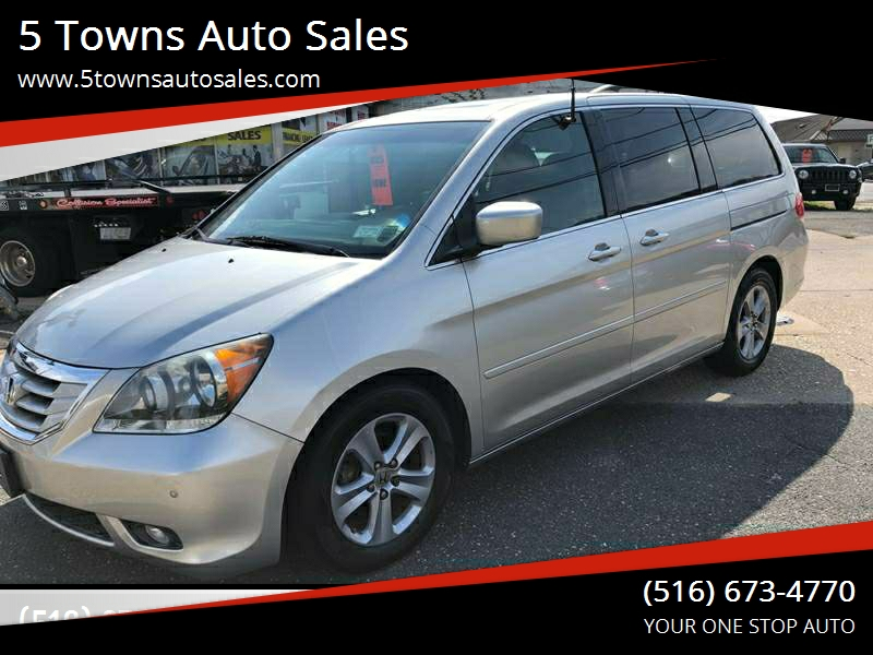 2008 Honda Odyssey For Sale At 5 Towns Auto Sales In Inwood NY
