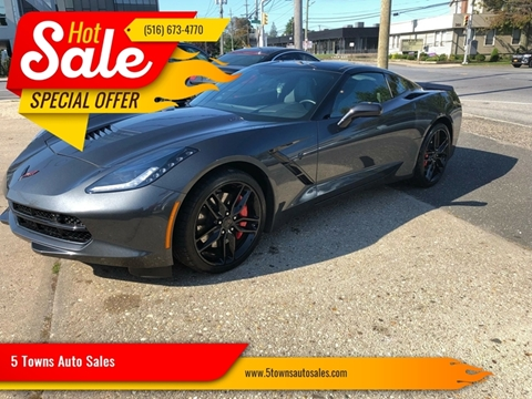 2017 Chevrolet Corvette for sale in Hewlett, NY