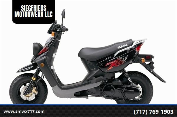 2007 Yamaha ZUMA 50 2T