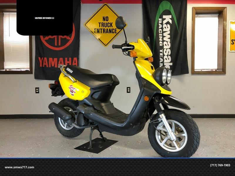 2003 Yamaha Zuma