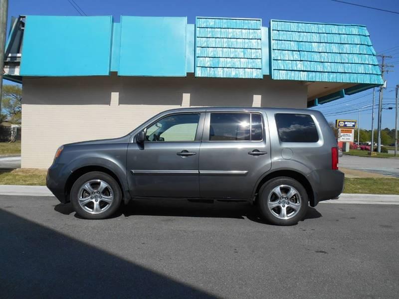 2012 Honda Pilot For Sale At Carsmart In Virginia Beach VA