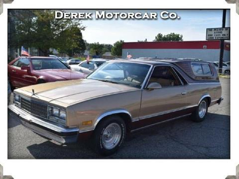 1986 GMC Caballero for sale in Fort Wayne, IN