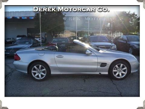 2003 Mercedes Benz SL Class For Sale In Fort Wayne, IN