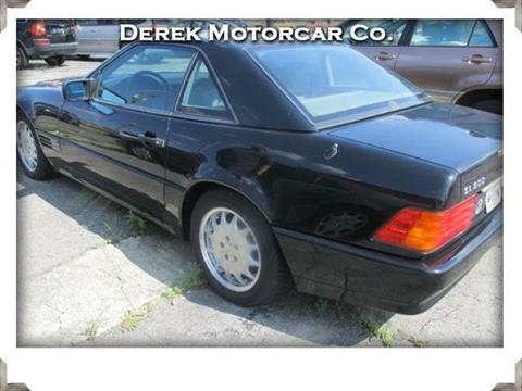 1992 Mercedes-Benz 500-Class for sale in Fort Wayne, IN