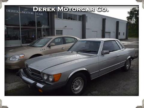 1978 Mercedes Benz 450 Class For Sale In Fort Wayne, IN
