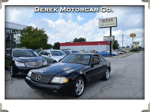 2000 Mercedes-Benz SL-Class for sale in Fort Wayne, IN