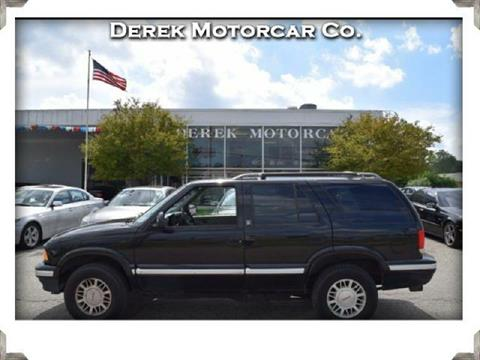 1995 GMC Jimmy for sale in Fort Wayne, IN