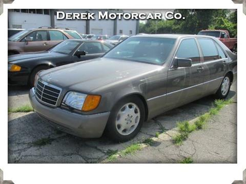 1993 Mercedes-Benz 400-Class for sale in Fort Wayne, IN