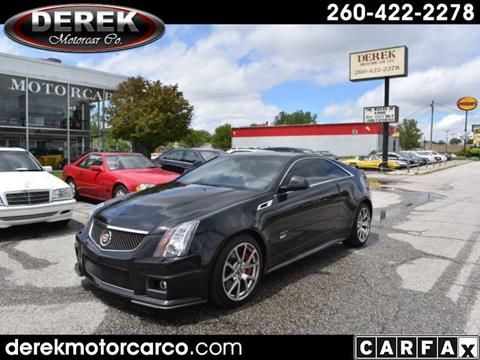 Used 2015 Cadillac CTS-V For Sale in Dallas, TX ...