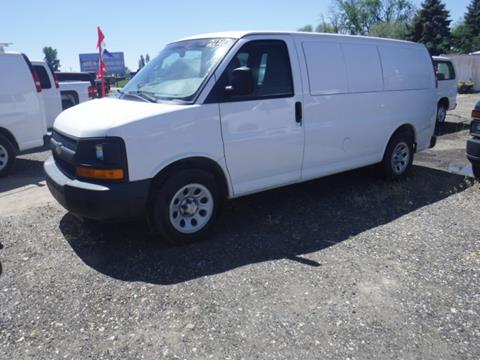 2010 Chevrolet Express Passenger for sale in Nampa, ID