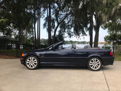 2001 BMW 3 Series For Sale In Casselberry FL