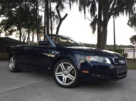 2008 Audi A4 for sale at FALCON AUTO BROKERS LLC in Orlando FL