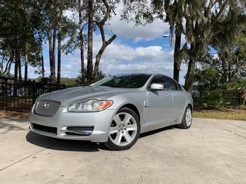 2009 Jaguar XF for sale in Casselberry, FL