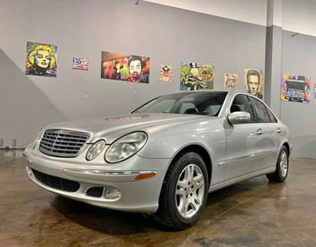 2003 Mercedes-Benz E-Class for sale at FALCON AUTO BROKERS LLC in Orlando FL