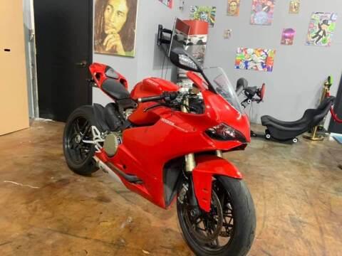 2012 Ducati 1199 for sale at FALCON AUTO BROKERS LLC in Orlando FL