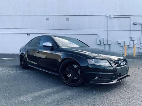 2011 Audi S4 for sale at FALCON AUTO BROKERS LLC in Orlando FL