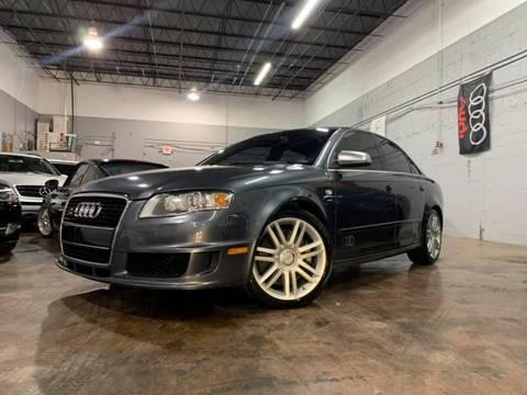 2007 Audi S4 for sale at FALCON AUTO BROKERS LLC in Orlando FL