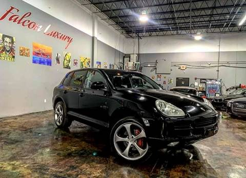 2005 Porsche Cayenne for sale at FALCON AUTO BROKERS LLC in Orlando FL