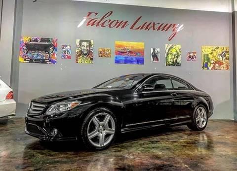 2007 Mercedes-Benz CL-Class for sale at FALCON AUTO BROKERS LLC in Orlando FL