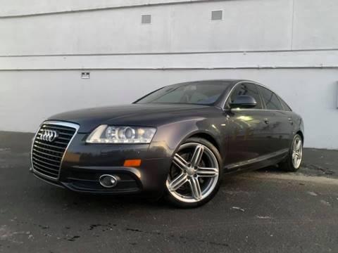 2011 Audi A6 for sale at FALCON AUTO BROKERS LLC in Orlando FL
