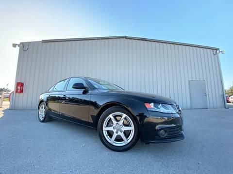 2009 Audi A4 for sale at FALCON AUTO BROKERS LLC in Orlando FL