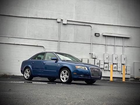 2007 Audi A4 for sale at FALCON AUTO BROKERS LLC in Orlando FL