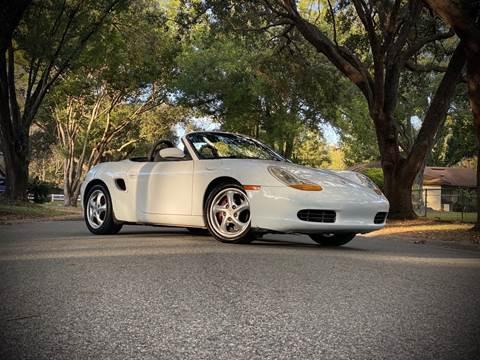 1999 Porsche Boxster for sale at FALCON AUTO BROKERS LLC in Orlando FL