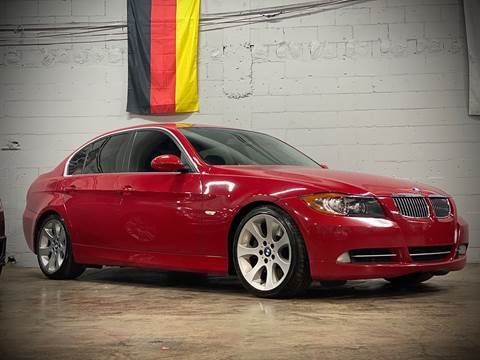 2007 BMW 3 Series for sale at FALCON AUTO BROKERS LLC in Orlando FL