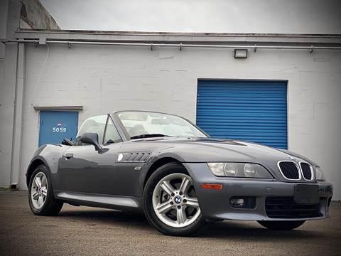 2001 BMW Z3 for sale at FALCON AUTO BROKERS LLC in Orlando FL