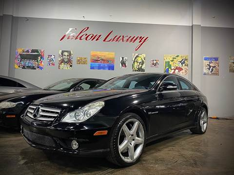 2006 Mercedes-Benz CLS for sale at FALCON AUTO BROKERS LLC in Orlando FL