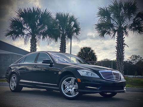 2012 Mercedes-Benz S-Class for sale at FALCON AUTO BROKERS LLC in Orlando FL