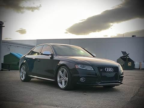 2010 Audi S4 for sale at FALCON AUTO BROKERS LLC in Orlando FL