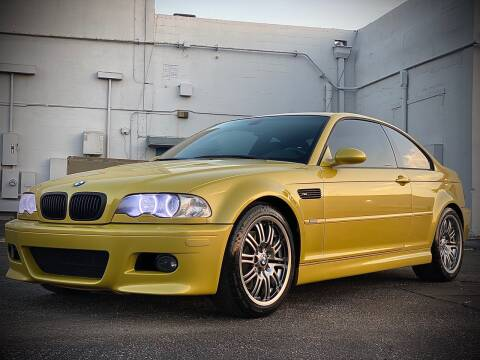 2002 BMW M3 for sale at FALCON AUTO BROKERS LLC in Orlando FL