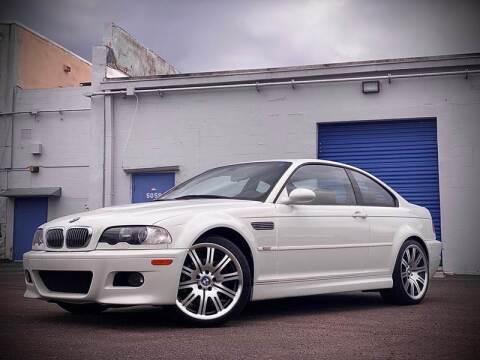 2006 BMW M3 for sale at FALCON AUTO BROKERS LLC in Orlando FL