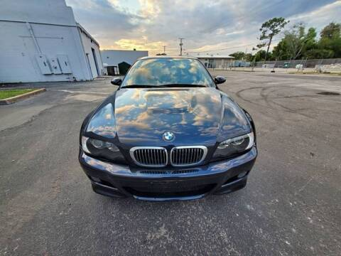 2005 BMW M3 for sale at FALCON AUTO BROKERS LLC in Orlando FL